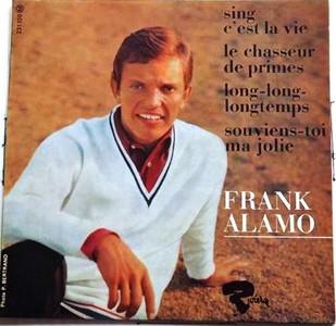 Frank Alamo - Sing C'Est La Vie